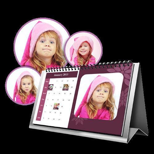 https://www.dgflick.com/Design a Personalized Calendar using Calendar Xpress