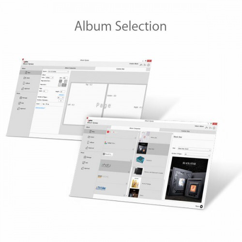 Album Xpress Suite - Yearly Subscription